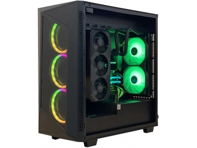Pc Gaming DILC Comet Ultra Intel i5-10400 6 Core 2.90 ghz Ram 16 gb Ssd 500 gb M.2 Nvme + 2 tb Scheda Video GTX 1660 6 gb Case Sharkoon REV200 600W 80+ RGB Licenza Windows 10 PRO
