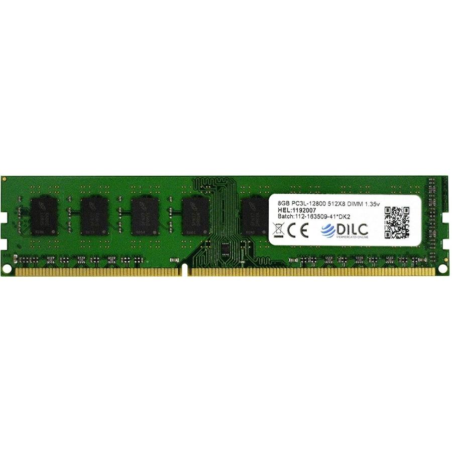 DIMM DILC 8GB DDR3 PC3L-12800 1600MHz 240PIN 1.35v CL11 MAG_DILC128008GBD-LV