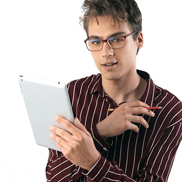 occhiali anti riflesso