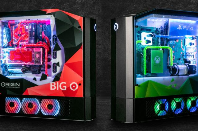 Origin PC Big-O: la macchina da gaming che mette d'accordo PC e console