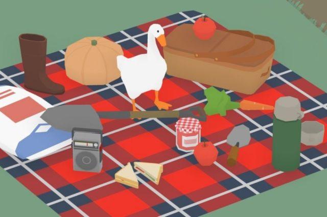 Untitled Goose Game: l'oca fastidiosa invade il tuo desktop!